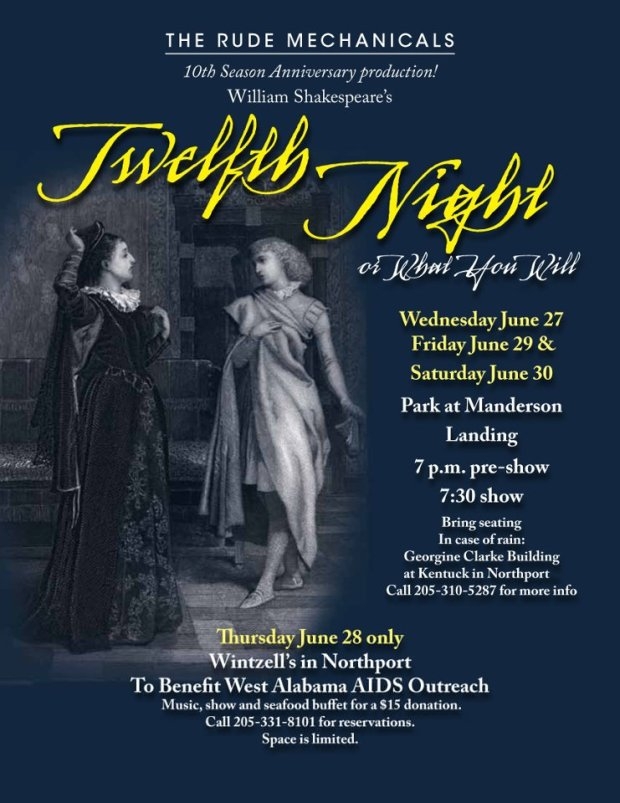 Twelfth Night!