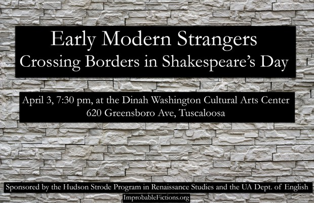 Early Modern Strangers poster final