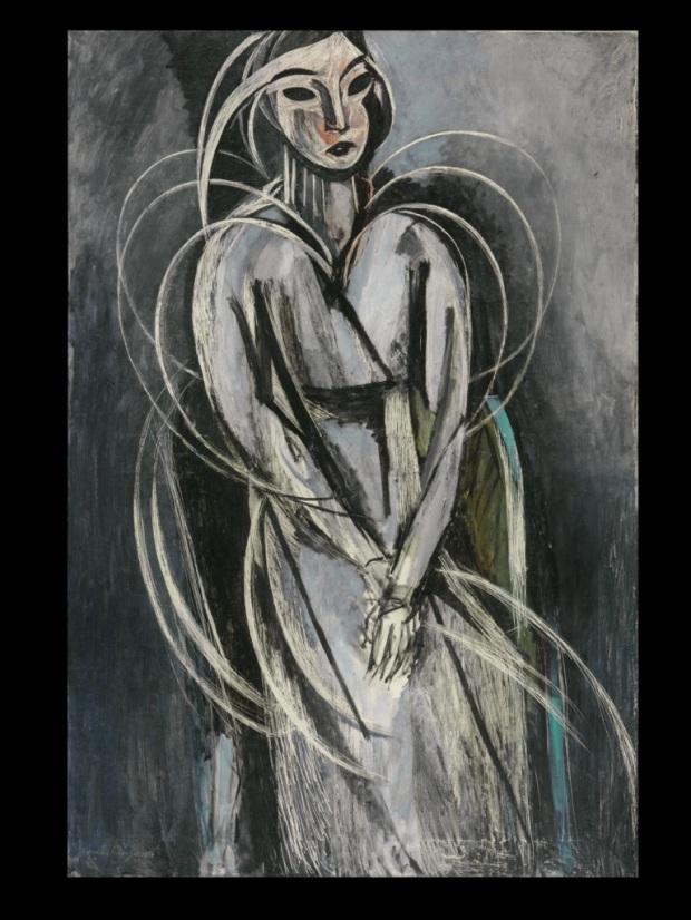 henri-matisse-ritratto-di-yvonne-landsberg-1914-philadelphia-museum-of-art